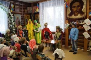 спектакль о князе Владимире